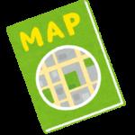 英語学習の地図